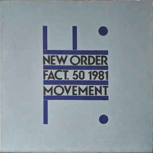 Movement - Album Cover - VinylWorld