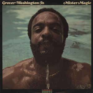 Grover Washington, Jr. - Mister Magic - Album Cover