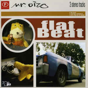 Flat Beat - Album Cover - VinylWorld