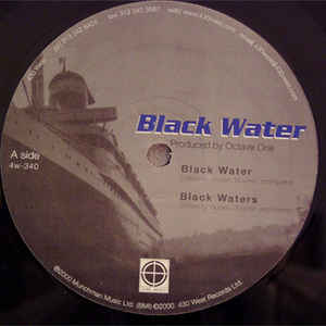 Black Water - Album Cover - VinylWorld