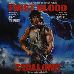 First Blood (Original Soundtrack From The Motion Picture) - Album Cover - VinylWorld