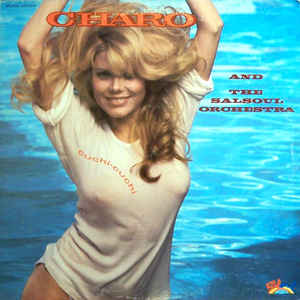 Charo - Cuchi-Cuchi - Album Cover