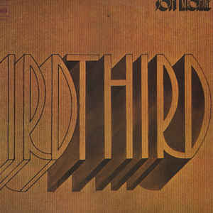 Third - Album Cover - VinylWorld