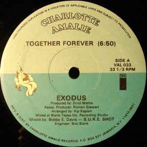 Exodus (2) - Together Forever - VinylWorld