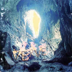 The Verve - A Storm In Heaven - Album Cover