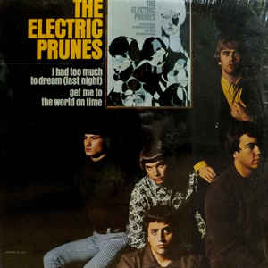 The Electric Prunes - The Electric Prunes - Album Cover