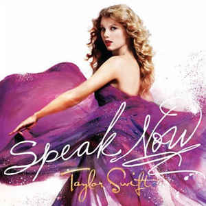 Taylor Swift - Speak Now - Album Cover