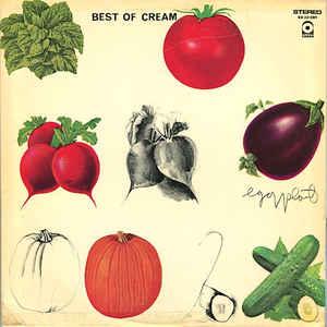 Cream (2) - Best Of Cream - Album Cover