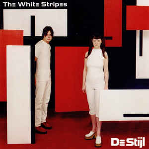 The White Stripes - De Stijl - Album Cover