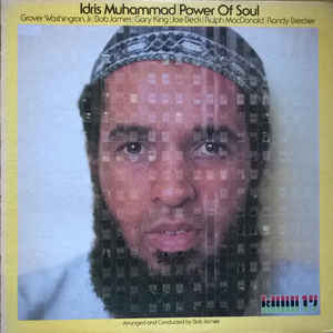 Idris Muhammad - Power Of Soul - Album Cover
