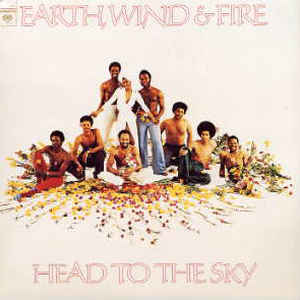 Earth, Wind & Fire - Head To The Sky - Album Cover