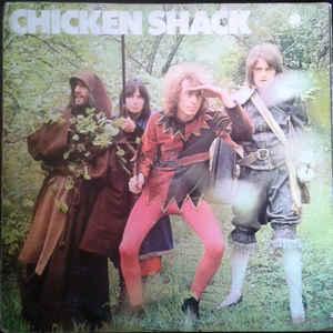 Chicken Shack - 100 Ton Chicken - Album Cover