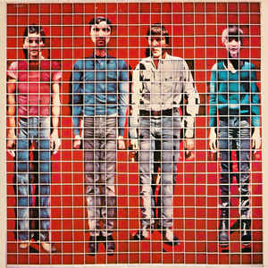 Talking Heads - More Songs About Buildings And Food - Album Cover
