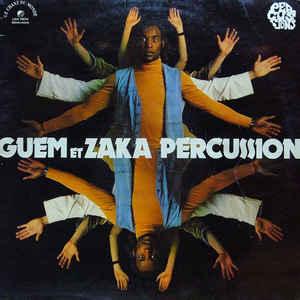 Percussions - Album Cover - VinylWorld