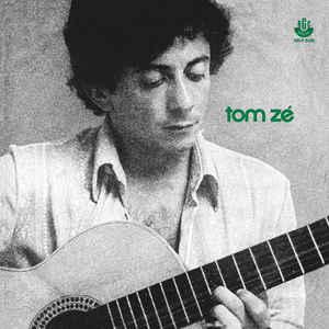 Tom Zé - Tom Zé - Album Cover