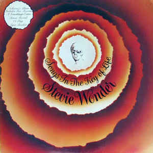 Songs In The Key Of Life - Album Cover - VinylWorld