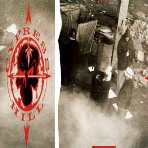 Cypress Hill - Cypress Hill - Album Cover