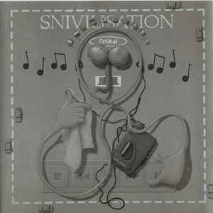 Orbital - Snivilisation - Album Cover