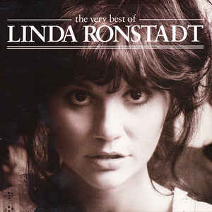 Linda Ronstadt - The Very Best Of Linda Ronstadt - Album Cover