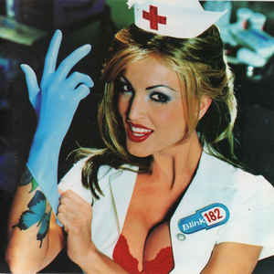 Blink-182 - Enema Of The State - Album Cover
