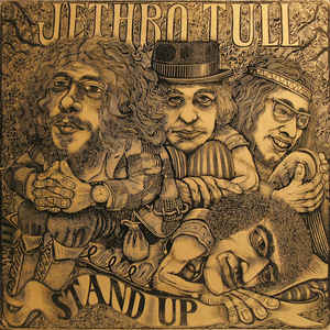 Jethro Tull - Stand Up - Album Cover
