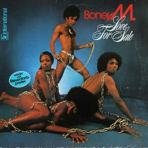 Boney M. - Love For Sale  - VinylWorld