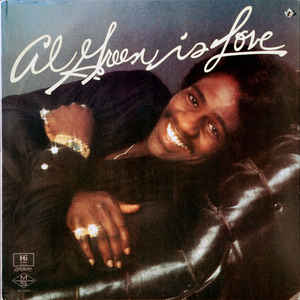 Al Green - Al Green Is Love - Album Cover