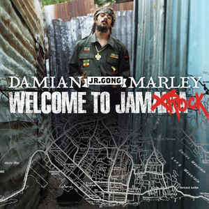 Welcome To Jamrock - Album Cover - VinylWorld