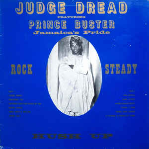 Judge Dread (3) - Jamaica's Pride - Album Cover