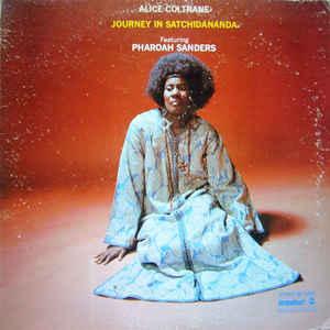 Journey In Satchidananda - Album Cover - VinylWorld