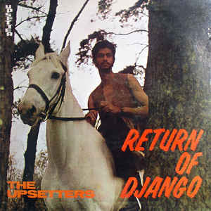 Return Of Django - Album Cover - VinylWorld