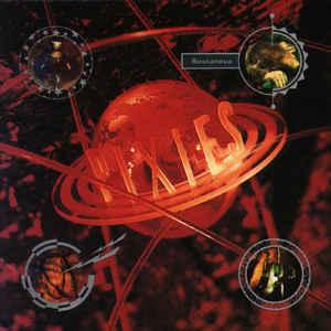 Pixies - Bossanova - Album Cover