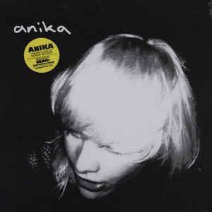 Anika (9) - Anika - Album Cover