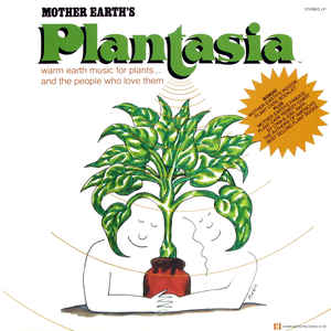 Mort Garson - Mother Earth's Plantasia - Album Cover