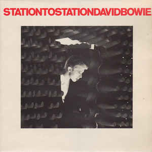 Station To Station - Album Cover - VinylWorld