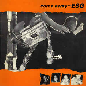 ESG - Come Away With ESG - VinylWorld