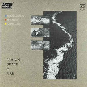 John McLaughlin - Passion, Grace & Fire - Album Cover