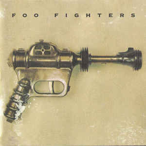 Foo Fighters - Foo Fighters - Album Cover
