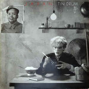 Japan - Tin Drum - Album Cover