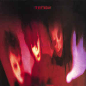 The Cure - Pornography - Album Cover