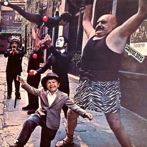 The Doors - Strange Days - Album Cover