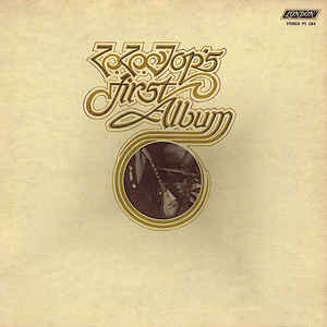 ZZ Top - First Album - Album Cover