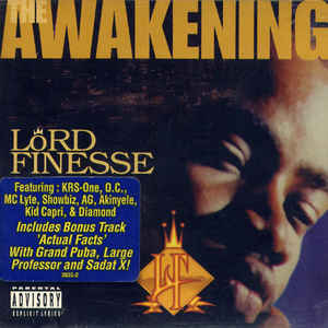 Lord Finesse - The Awakening - VinylWorld
