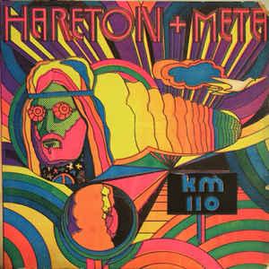Hareton Salvanini - Km 110 - Album Cover