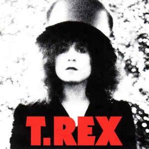 T. Rex - The Slider - Album Cover