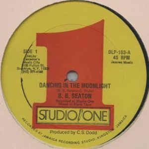 B.B. Seaton - Dancing In The Moonlight - Album Cover