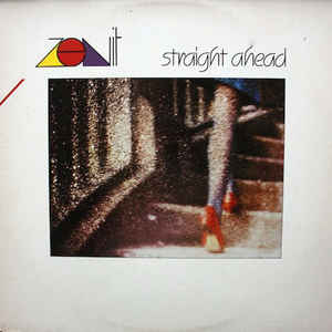 Zenit (4) - Straight Ahead - Album Cover