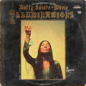 Buffy Sainte-Marie - Illuminations - Album Cover