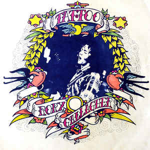 Rory Gallagher - Tattoo - Album Cover