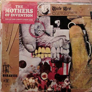 The Mothers - Uncle Meat - Album Cover